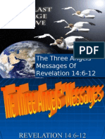 The Three Angels Message