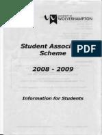Student Associates Scheme