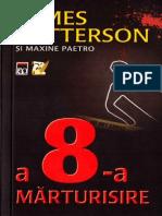 Patterson, James - A 8-A Marturisire