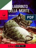 [LibroGame] Dimensione Avventura - 17 - Il Labirinto Della Morte