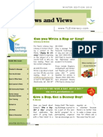 2010 TLE Newsletter Winter Edition