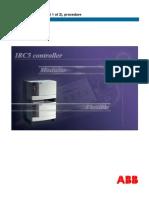 IRC5-IRC5 Product Procedures Manual 3HAC021313-001_part1_revA_en
