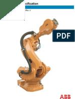 S4CPlus-IRB7600 M2000A Electrical Maintenance Training Manual