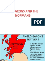 02-Normans and Saxons