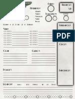 DTAoA Character Sheet
