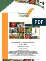 Curriculum C&D 2008 - CONSERVACION & DESARROLLO www.ccd.org.ec