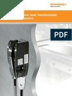 High Precision Laser Interferometer Feedback Systems