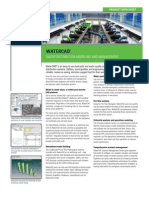 Watercad Product Data Sheet