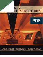 Design of Concrete Structures About Civil
