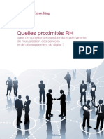 Quelles Proximites Rh Capgemini Consulting