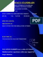 Data Interfaces