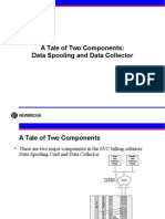 Data Spooling and Data Collector