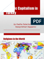 Islamic Capitalism in Turkey