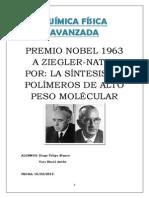 Polímeros APM Ziegler-Natta