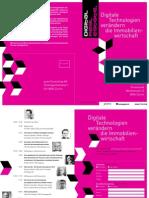 Digital Real Estate Programm - Zürich 10. März - Ein Event von Gawlitta.com