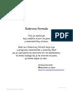 Eulerova Formula