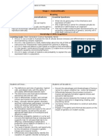 Unit UbD Framework