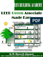 Green Building Academy - Leed Ga Made Easy Study Guide