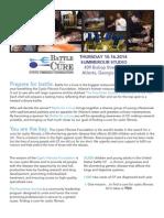 2014 battle sponsor proposal