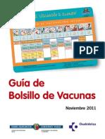 Guia Bolsillo de Vacunas (2011)