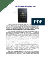 42- Mórmons Igreja Dos Santos Dos Últimos Dias