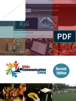 Info-pack NGOs Communication Camp-2nd Edition