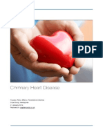 The Truth About Coronary Heart Disease CHD