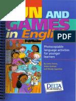 Fun and Games in English