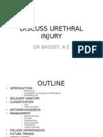 Urethral Injury
