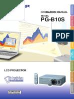 Projector Manual 2176