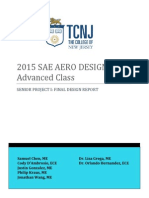 sp1 final design report - aero