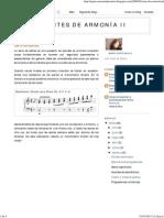 Apuntes de Armonía II_ Serie de Sextas