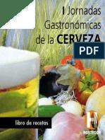 Recetario i Jornadas de La Cerveza 2008