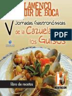 Libro Jornadas de Los Guisos 2008