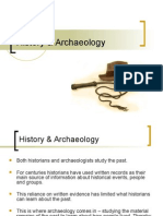 history  archaeology