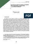 Las Transformaciones Del Mercado de Trabajo en Cataluña 1850-1925