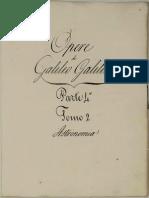 Travaux de Galileo Galilée, partie 4, tome 2, Astronomie - Dialogue sur les deux grands systèmes du monde.pdf