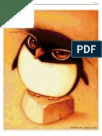 fabo crostitch Penguin