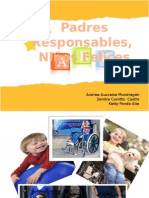 Taller Padres Responsables Niños Felices