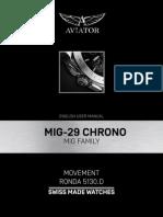 Mig 29 Chrono