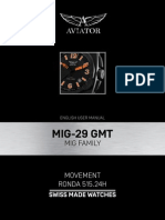 Mig-29 Cockpit GMT