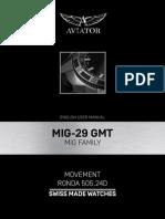 MIG-29 GMT