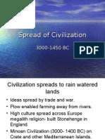 Spread of Civilization - Section 6, Vol. 1