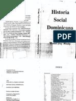Historia Social Dominicana