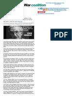 Noam Chomsky on Charlie Hebdo_ On  ne Man's Terrorism is Another's War on Terror - Stop the War Coalition