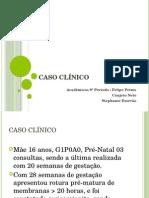 Caso Clínico Pediatria