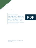 Trabajo Final Acueductos