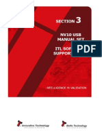 NV10USB Software Support