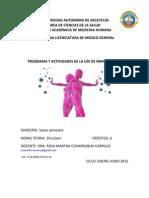 Programa Udi Inmunologia