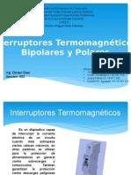 Interruptores Termomagneticos